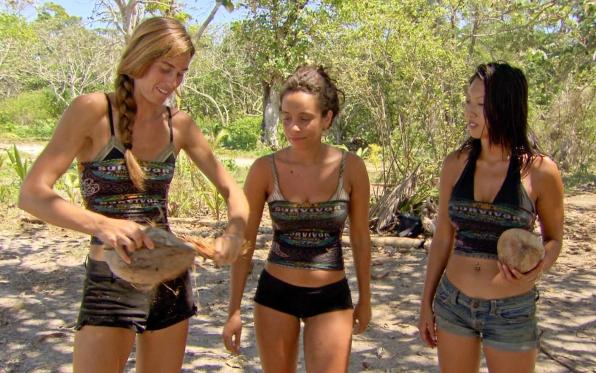Kim, Alicia and Christina