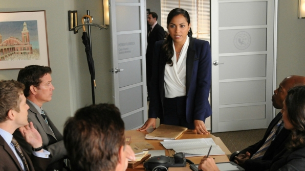 Monica Raymund as Dana Lodge
