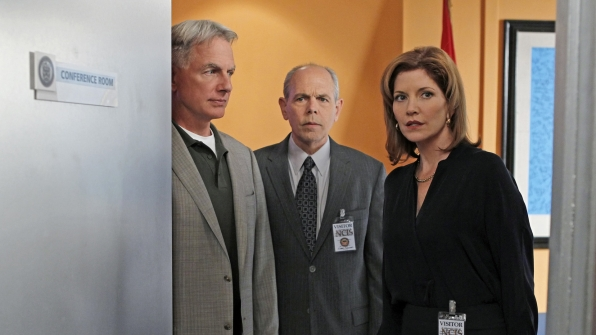 Gibbs' Rule #12: Never date a co-worker.