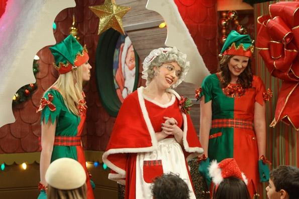 Gracious Mrs. Claus