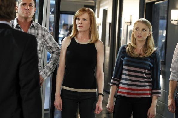 Nick, Catherine and Morgan