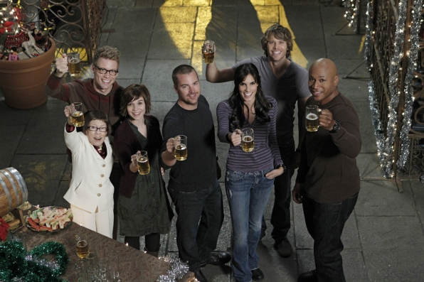 NCIS: LA Renewed!