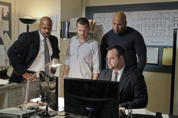 "NCIS: Los Angeles - ""Crimeleon"" (Rebroadcast)"