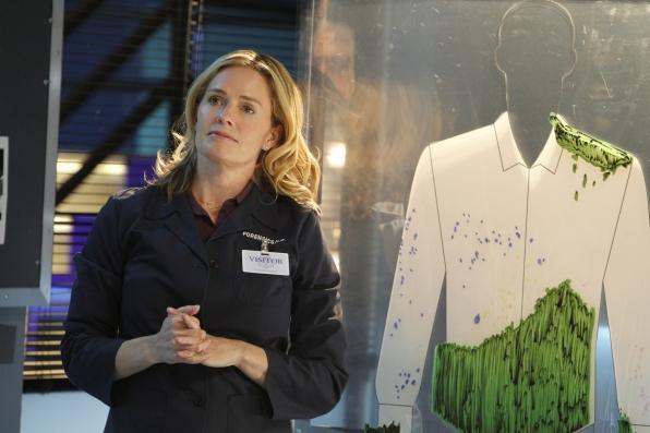 Elisabeth Shue appears on CSI beginning February 15!