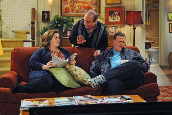 Vince Talks with Mike and Molly
