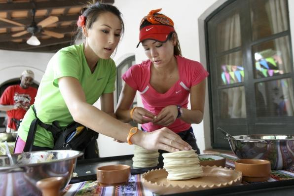 Sisters Misa & Maiya