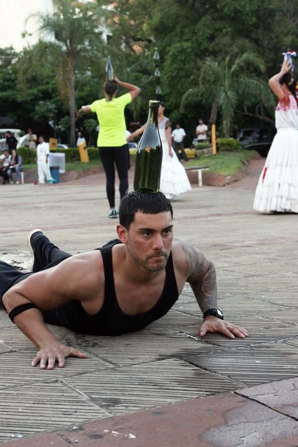 "Joey ""Fitness"""