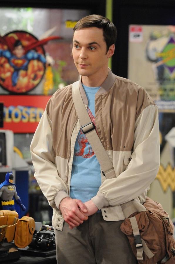 Sheldon's Curiosity