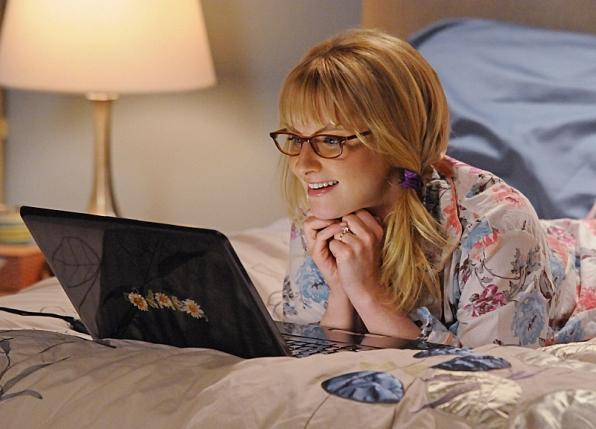 Melissa Rauch - Marlboro, New Jersey- The Big Bang Theory