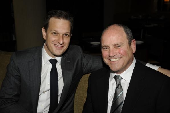 David Stapf & Josh Charles