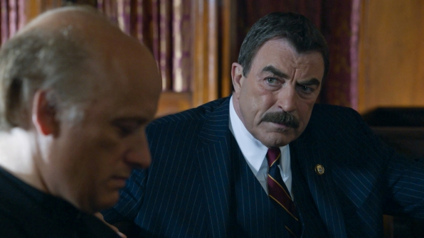 "Season 4 Episode 5 - Blue Bloods - ""Lost And Found"""