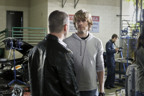 G. Callen and Marty Deeks