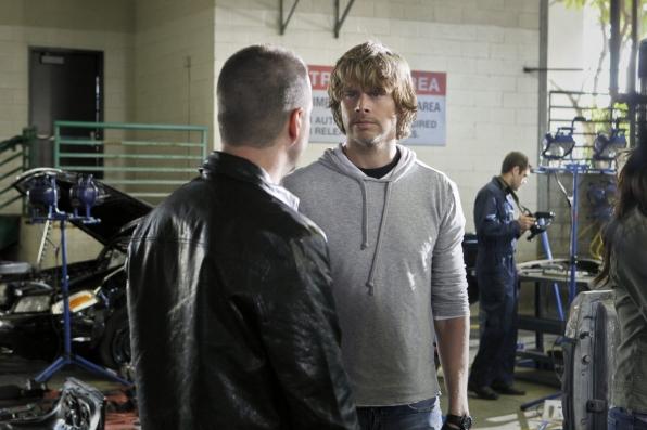 G. Callen and Marty Deeks
