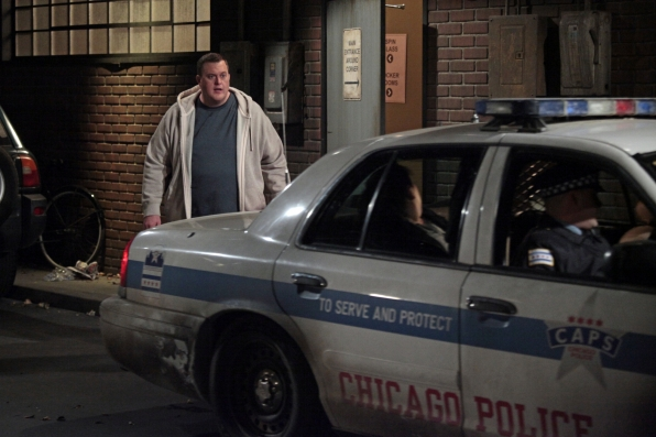 Mike Watches Molly Go