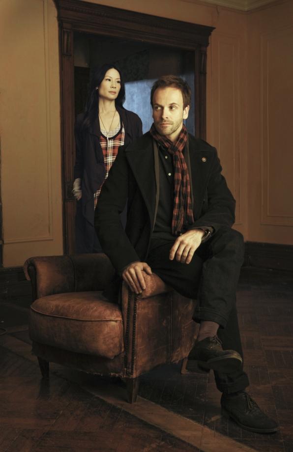 Sherlock Holmes and Dr. Joan Watson