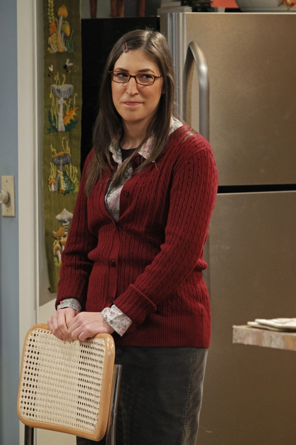 Mayim Bialik for Outstanding Supporting Actress in a Comedy Series