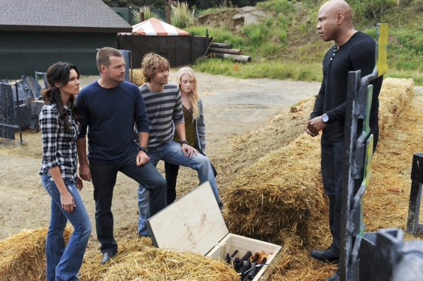 NCIS: LA team confront their vengeful adversary, the Chameleon