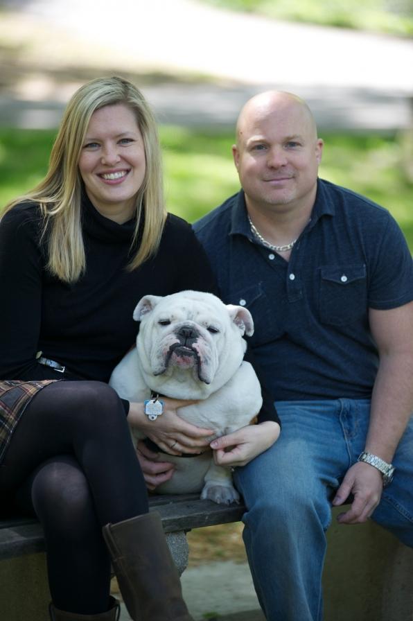 Patrick, Erin & Beefy