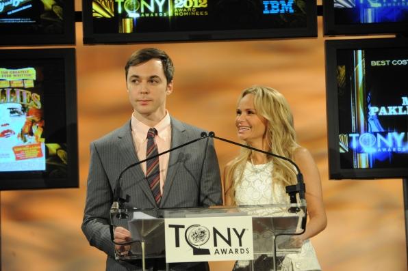 Jim and Kristin