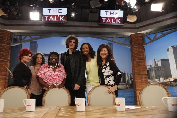 The Talk +1