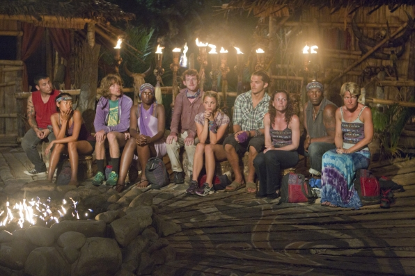 Bikal at Tribal Council