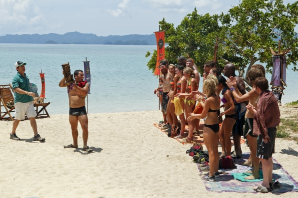 "Bikal wins immunity on ""There's Gonna Be Hell to Pay"" Season 26 Episode 3"