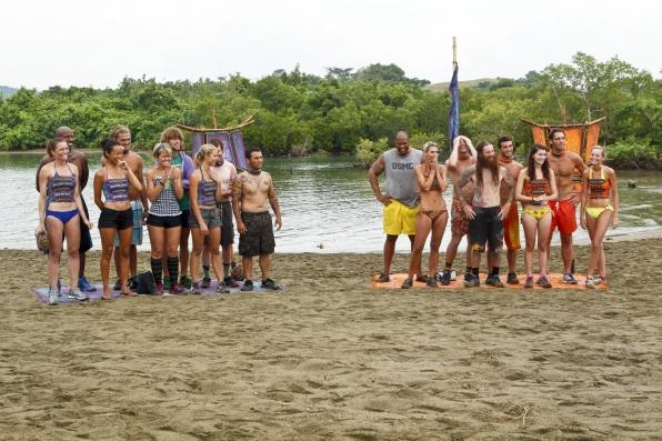 "Reward Challenge in ""Kill or Be Killed"" Episode 4 of Season 26"