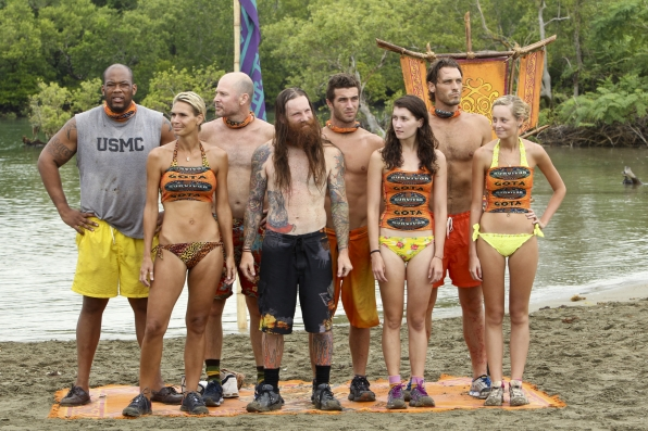 """The Gota Tribe in """"Kill or Be Killed"""" Episode 4 of Season 26"""