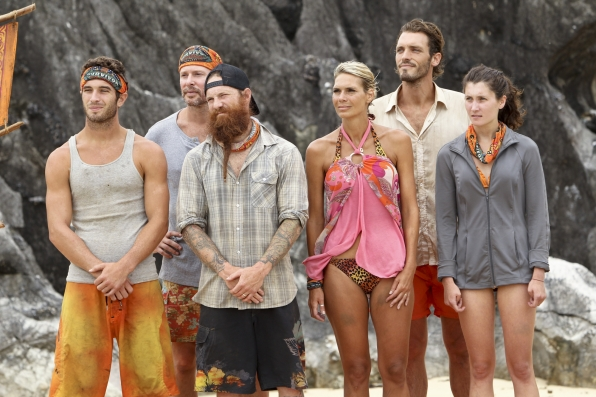 "Gota Tribe in ""Operation Thunder Dome"" Episode 6 of Season 26"
