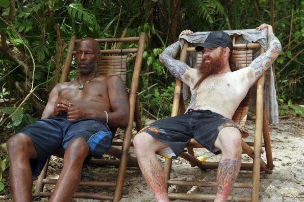 "Phillip and Matt in ""Operation Thunder Dome"" Episode 6 of Season 26"