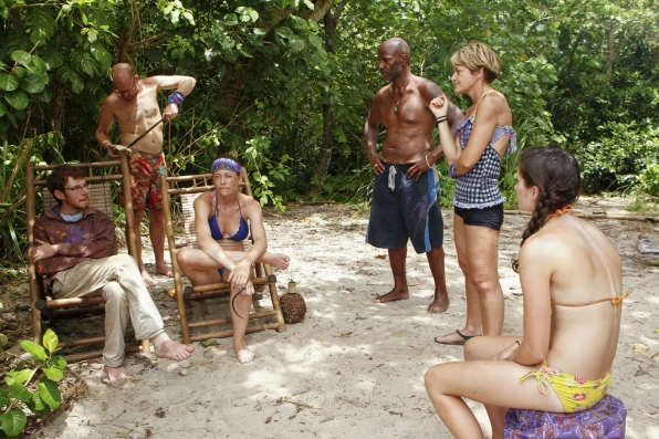 "Newly formed Bikal Tribe in ""Operation Thunder Dome"" Episode 6 of Season 26"