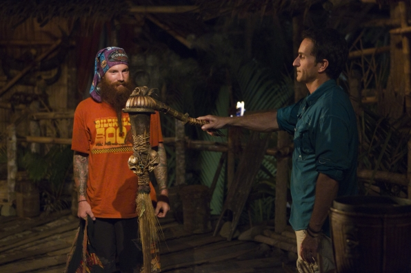 "Matt voted out in ""Operation Thunder Dome"" Episode 6 of Season 26"
