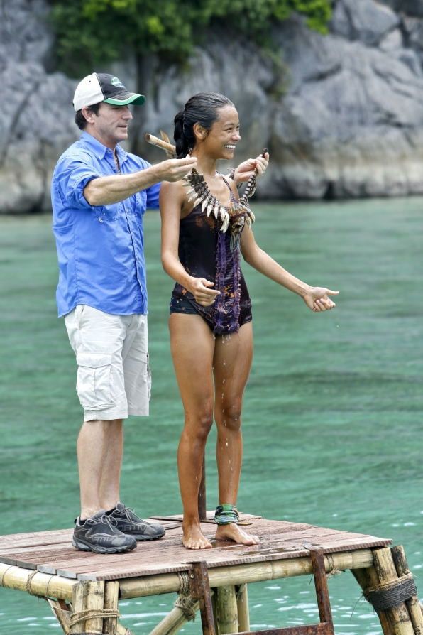 "Brenda wins immunity in ""Cut Off the Head of the Snake"" Episode 9 of Season 26"