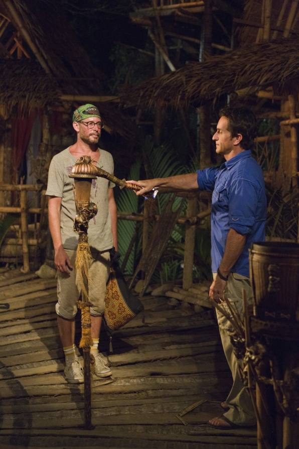 "Michael voted out in ""Cut Off the Head of the Snake"" Episode 9 of Season 26"