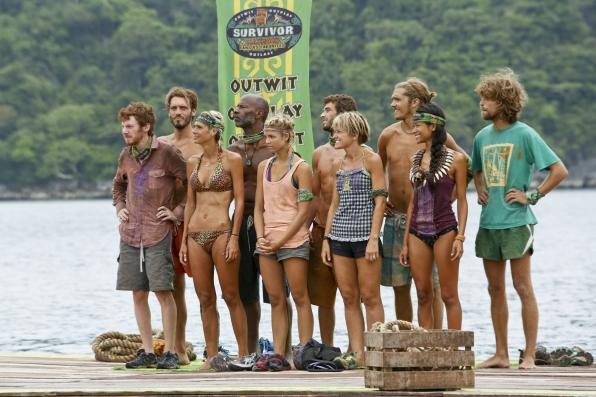 "Castaways in ""Zipping Over the Cuckoo's Nest"" Episode 10 of Season 26"
