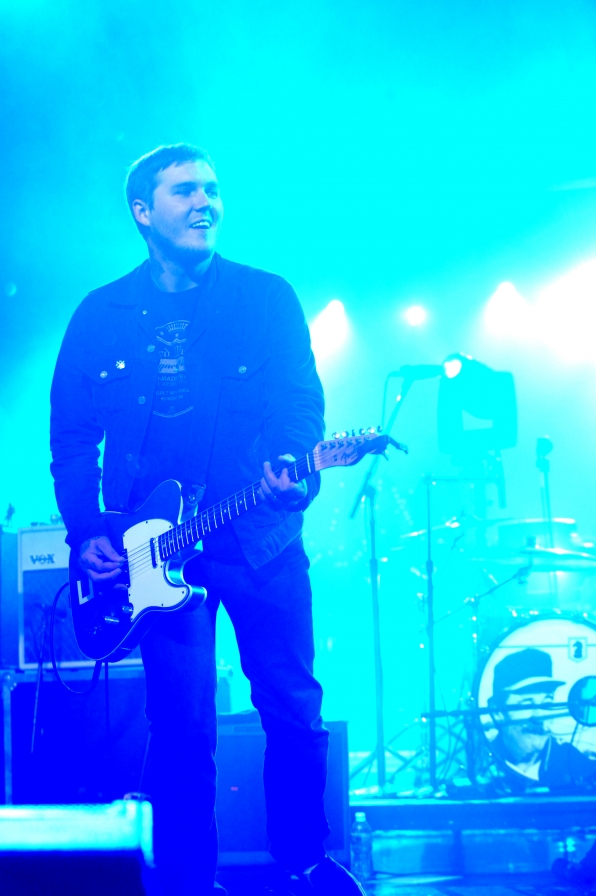 The Gaslight Anthem Band Members