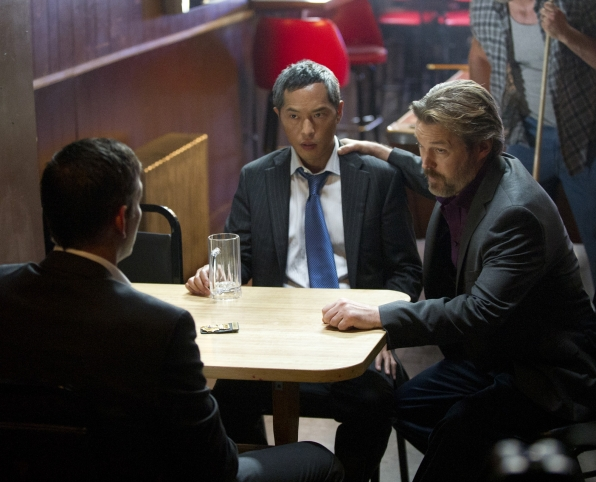 Ken Leung Guest Stars as the Latest POI