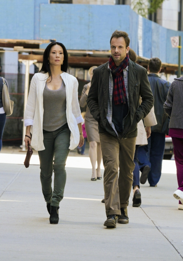Watson and Holmes Take a Walk