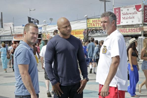 """NCIS: Los Angeles - """"Recruit"""""""
