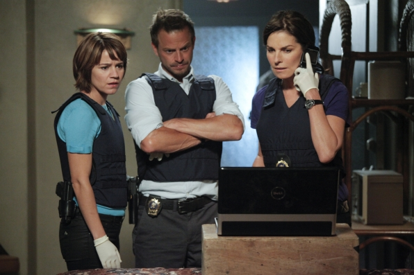 CSI: NY - Caption This!