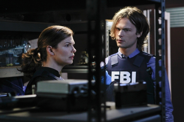 "Criminal Minds - ""The Pact"""