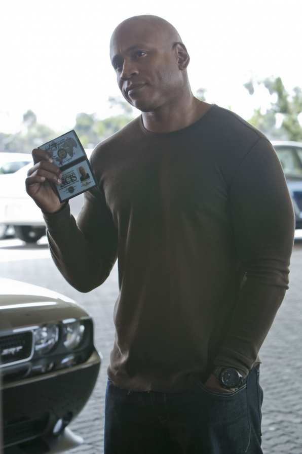 LL Cool J Scores an NAACP Nomination