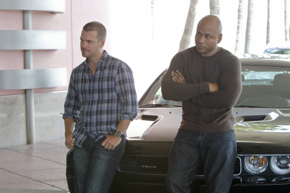 "NCIS: Los Angeles - ""The Fifth Man"""