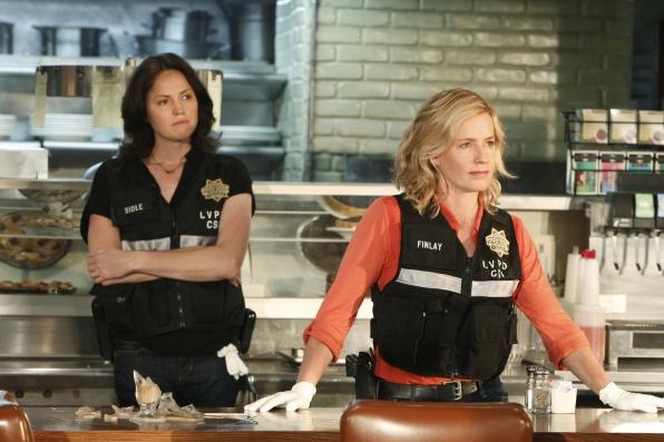 7. Sara and Finn - CSI: Crime Scene Investigation