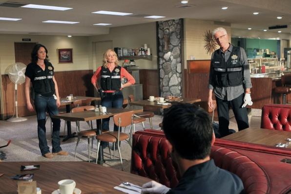 """CSI: Crime Scene Investigation - """"Code Blue Plate Special"""""""