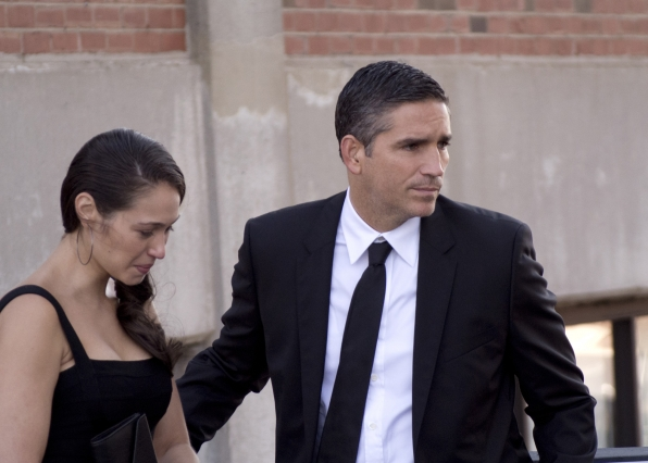 Reese Protects His Person of Interest