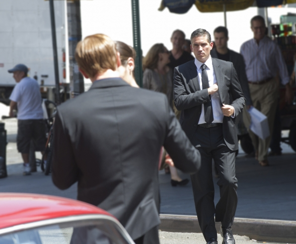 Reese Confronts His Person of Interest