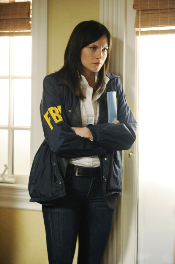 FBI Agent Lana Delaney