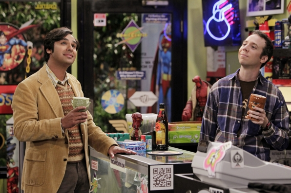 The Big Bang Theory - Caption This!