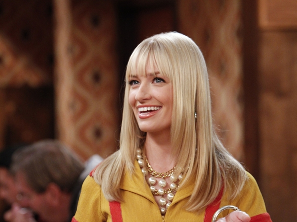 Beth Behrs - UCLA - 2 Broke Girls